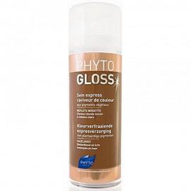Phyto gloss soin express raviveur de couleur reflets noisette 145 ml