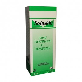 Soluskin crème cicatrisante réparatrice 50 ml