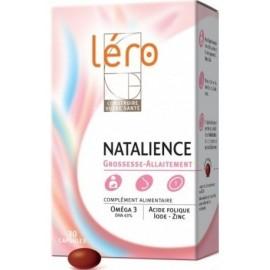 Léro Natalience Grossesse-Allaitement (30 Capsules)