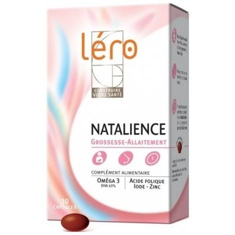 Léro natalience grossesse-allaitement 30 capsules