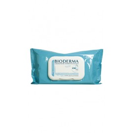 ABCDerm H2O 60 Lingettes nettoyantes