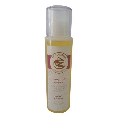 Arganis huile adoucissante lavande 150 ml