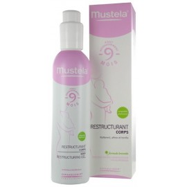 Mustela 9 mois Restructurant Corps Post Accouchement (200 ml)