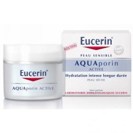 Eucerin Aquaporin active Soin Hydratant Peau Sèche (50ml)