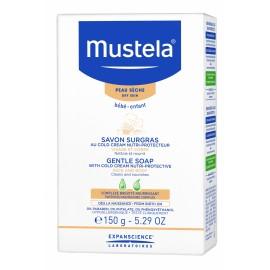Mustela Bébé Savon Surgras (150 g) (Mustela Bébé peau sèche savon surgras 150g)