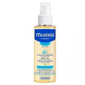 Mustela Huile de Massage Bébé (100ml)